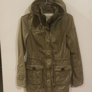Abetcrombie & Fitch jacket size S